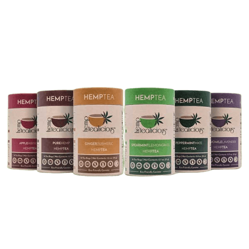 Pure Hemp Tea