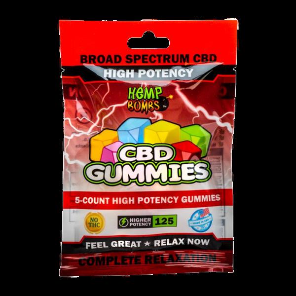 Hemp Bomb High Potency CBD Gummies 70 CBD Gummies | 2000MG-CBD Gummies-fourseasons-trade