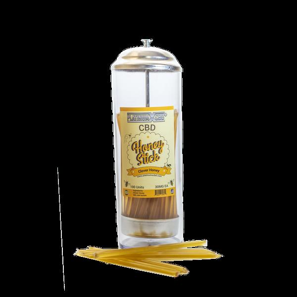 Platinum X CBD CBD Honey Stick-CBD Honey Sticks-fourseasons-trade