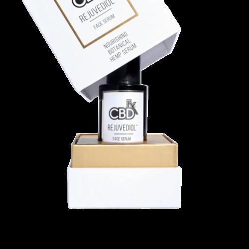 CBD Face Oil Serum - CBD Anti-Aging Serum Oil - Vegan CBD Oil