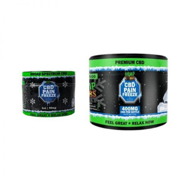 Hemp Bombs CBD Pain Relief Cream